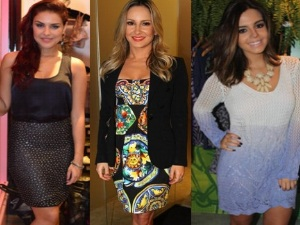 Qual famosa fez o melhor look da semana? Entre e vote na enquete!